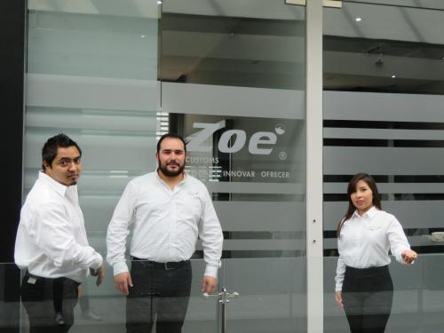 Zoé IT Customs GDL
